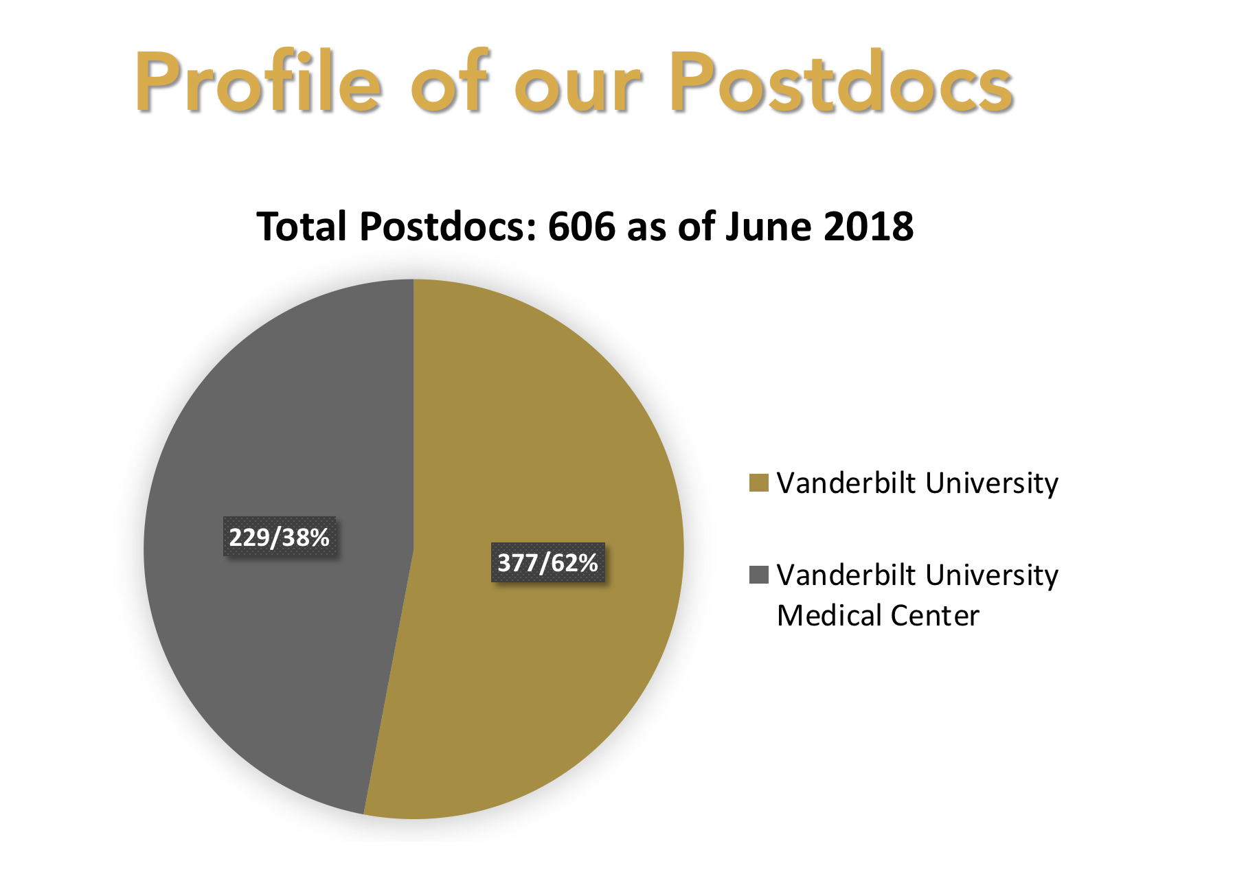 Postdoctoral Affairs | Graduate School | Vanderbilt University