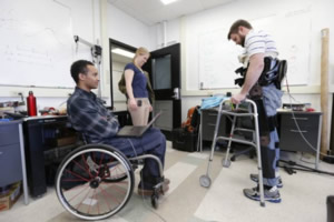 Exoskeleton research